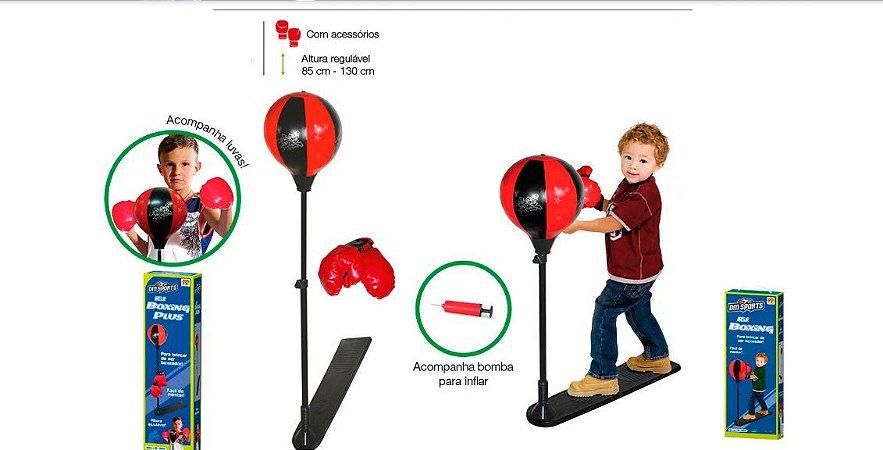 Kit Boxing Plus Dm Sports DMT5997 Dm Toys