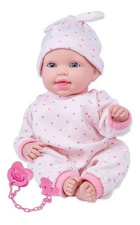 Boneca Miyo Menina Com Sons De Bebê 2391 Cotiplás