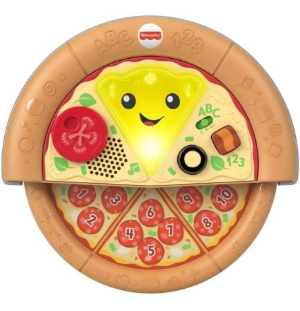 Fisher-price Pizza Aprendizagem Deliciosa