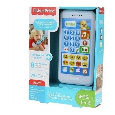 Fisher Price Telefone Emojis - Fhj18 Mattel