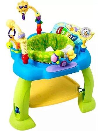 Cadeira Multi Atividades Crianças Bebê Diversão Kids