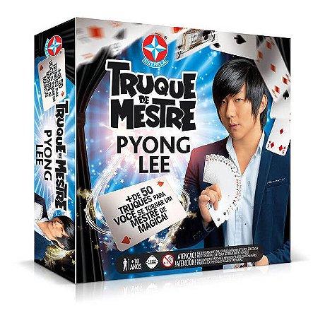 Kit De Mágicas Truque De Mestre - Pyong Lee - Estrela