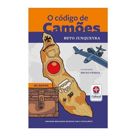 Livro O Código de Camões Estrela Cultural