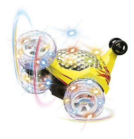 Carrinho SORTIDO Controle Remoto Crazy Gira 360° Dm Toys