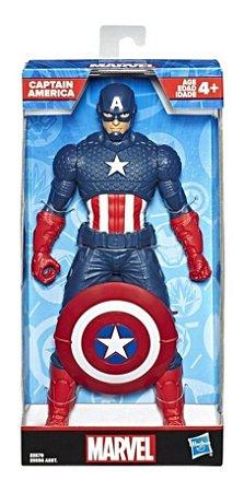Boneco Capitão América 25 Cm Avengers Olympus E5579 Hasbro