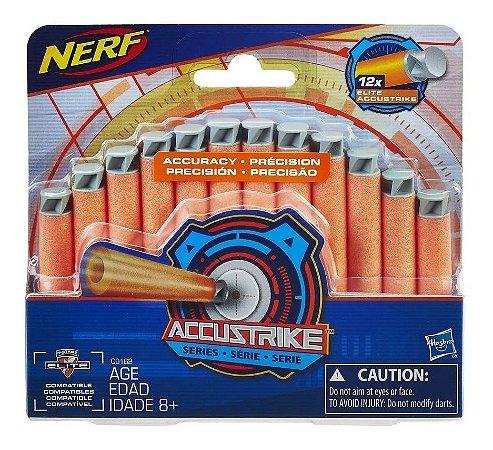 Refil Nerf Accustrike N-strike Elite C0162 Hasbro