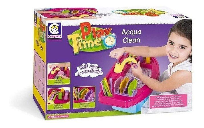 Play Time Pia De Cozinha Acqua Clean 1587 Cotiplás