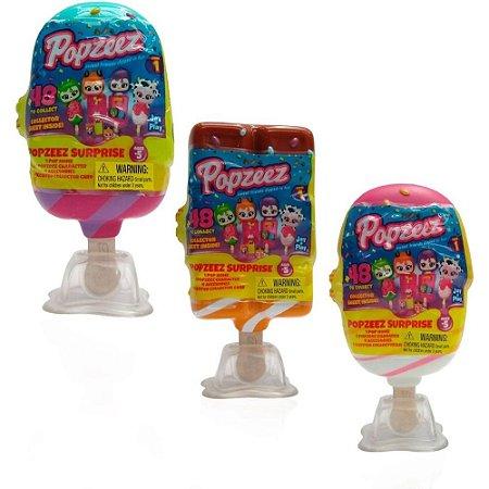 Miniatura Colecionável Popzeez Surprise SORTIDO Baby Brink