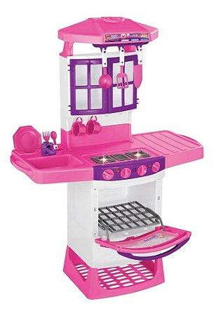 Cozinha Mágica Eletrônica Meg 8011 Magic Toys