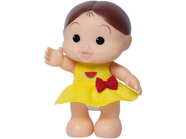 Boneca Turma da Mônica Iti Malia Magali 1022 Baby Brink
