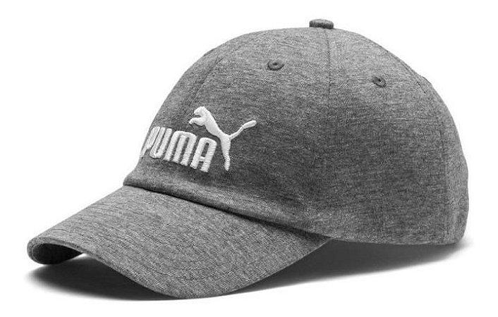 Boné Ess Unissex Cinza Puma