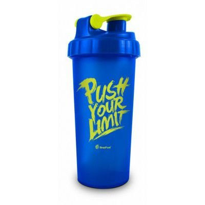Coqueteleira Frases Push Your Limit 10271 Brasfoot