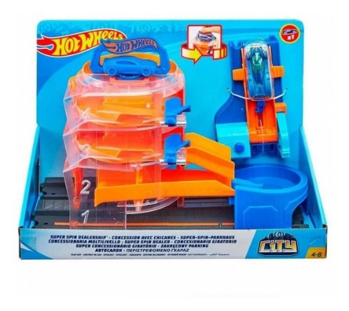 Playsets Pista Hot Wheels SORTIDOS Mattel