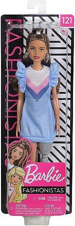 Barbie Fashionistas 121 Perna Mecânica Mattel