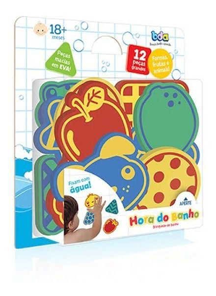 Brinquedinho Hora Do Banho Bda Toyster Brinquedos
