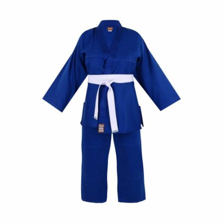Kimono Infantil Faixa Branca Reforçado Basic Haganah