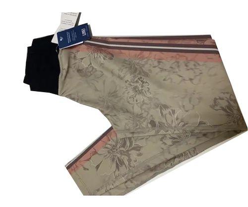 Calça Legging Reversivel Denim Oasis Dupla Estampada E Jeans