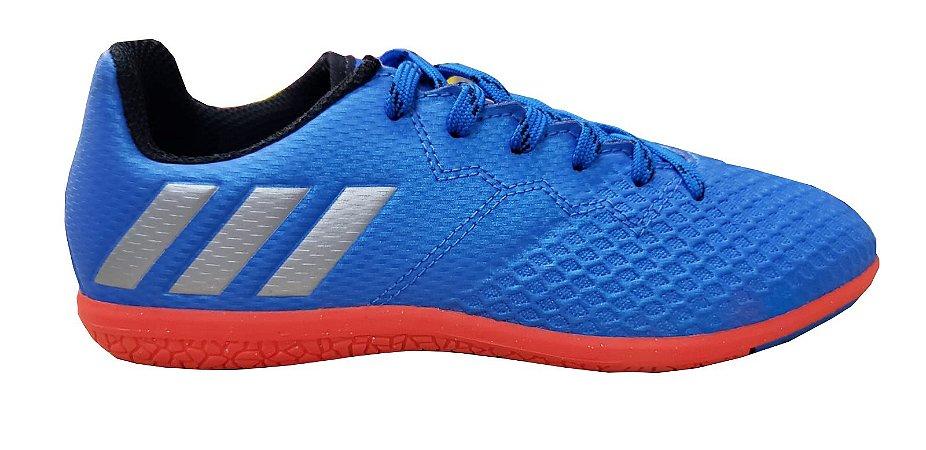 Chuteira Society Futsal Infantil Messi 16.3 IC Adidas