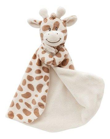 Naninha Bebê Plush Girafinha Bichinhos Antialérgica