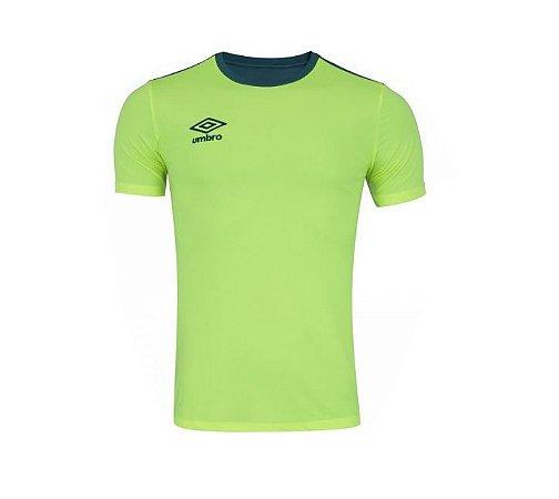 Camiseta Juvenil Jwr Speed Verde Umbro