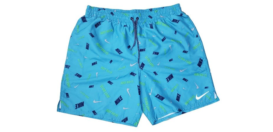 Short 7 Volley Azul Masculino Nike