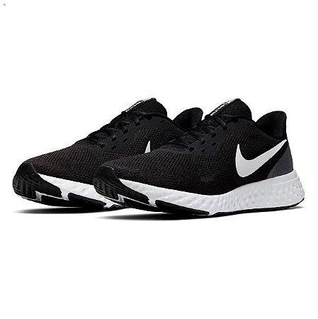 Tênis Running Revolution 5 Preto Nike