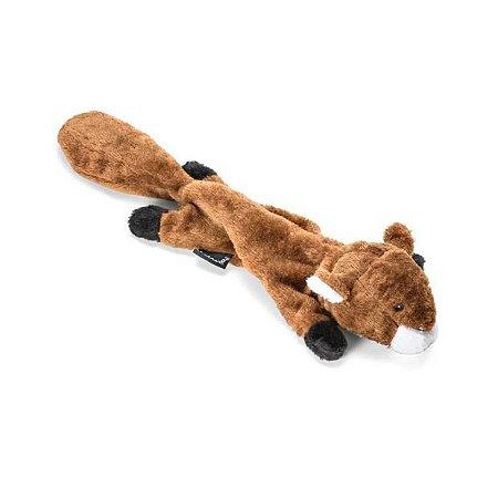 Brinquedo para Cachorro Pelúcias Mordedor Sonoro Mimo Pets
