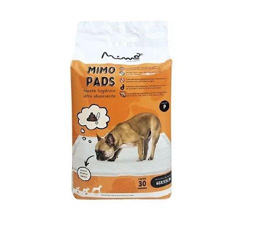 Tapete higiênico ultra absorvente para Cães- Tam P-30 Unid