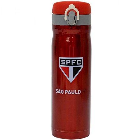 Garrafa de Time Térmica 450ml São Paulo SPFC Mileno