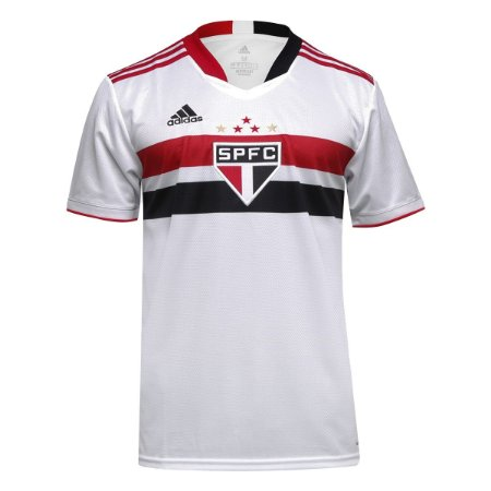 Camisa Torcedor São Paulo I 21/22 SN° Masculina Adidas