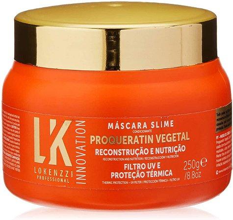 Mascara Nutrição Reparação Proqueratin Vegetal 250g Lokenzzi
