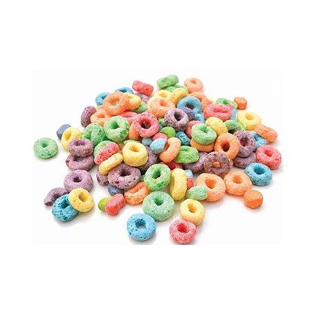 Flocos de milho fruit rings