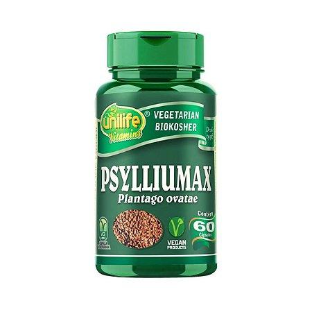 Psylliumax Unilife 60 cápsulas