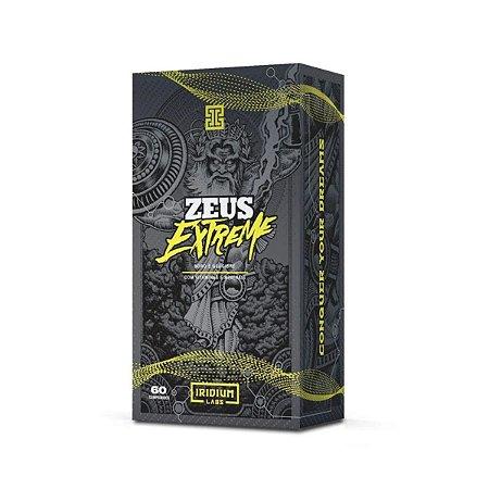 Zeus Extreme Iridium Labs 60 cápsulas