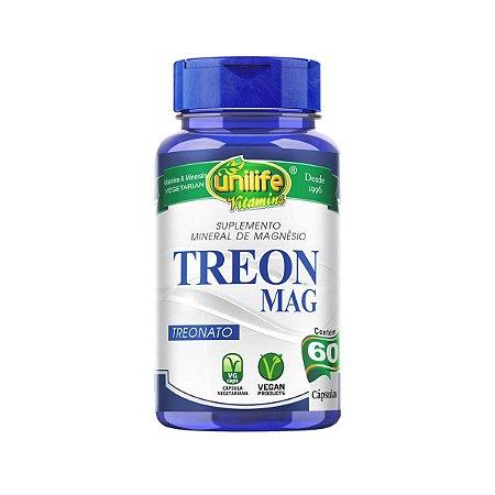 Treon Mag Unilife 60 cápsulas 710mg