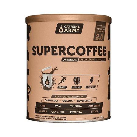 SuperCoffee Caffeine Army 220g
