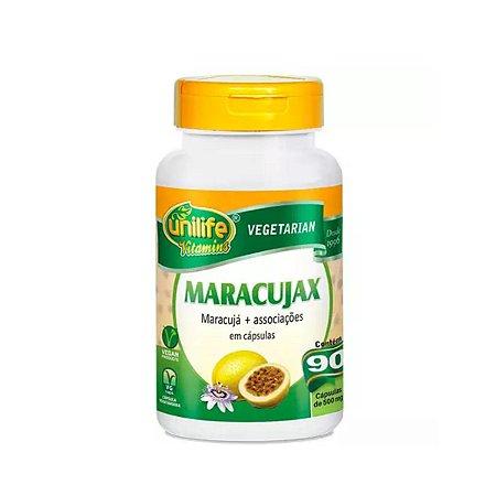 Maracujax Unilife 90 cápsulas 500mg