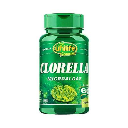Clorella Unilife 60 cápsulas