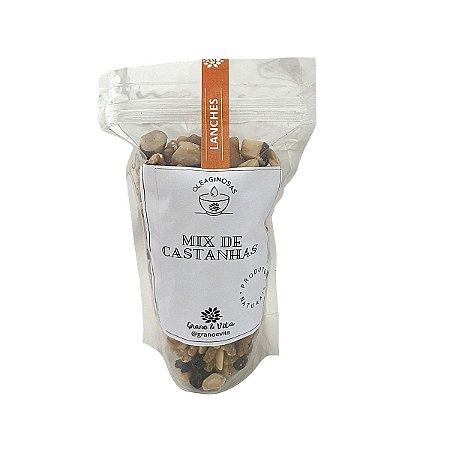 Mix de castanhas - Grano & Vita (ziplock) 250g