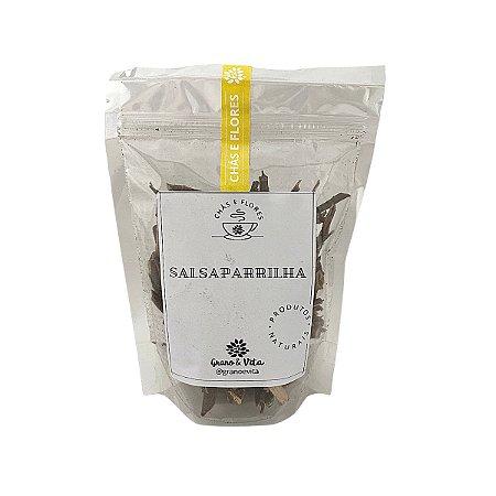 Salsaparrilha - Chás e flores Grano & Vita (ziplock) 65g