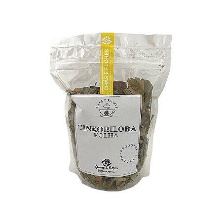 Ginkobiloba Folhas - Chás e flores Grano & Vita (ziplock) 100g