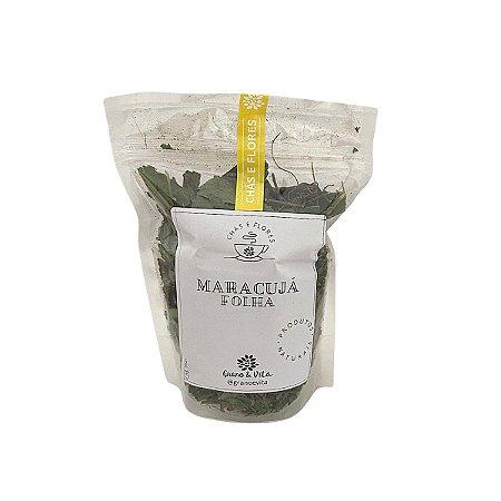 Folha De Maracuja - Passiflora - Chás e flores Grano & Vita (ziplock) 60g