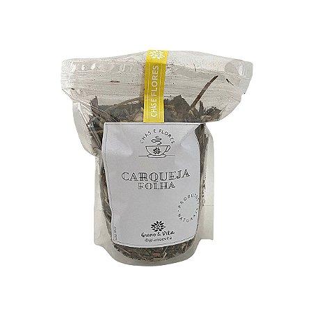 Carqueja Folha - Chás e flores Grano & Vita (ziplock) 70g