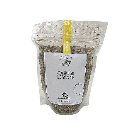 Capim Limao - Chás e flores Grano & Vita (ziplock) 75g
