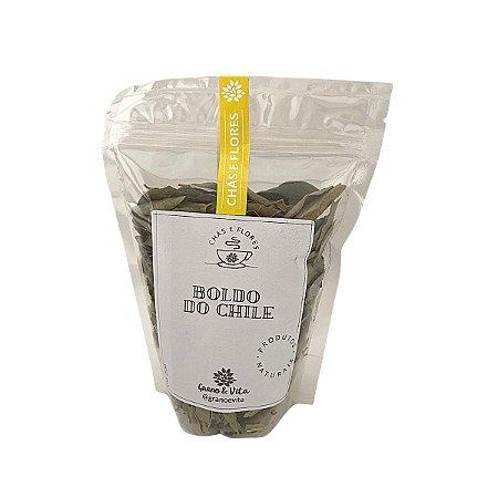 Boldo Do Chile - Chás e flores Grano & Vita (ziplock) 60g
