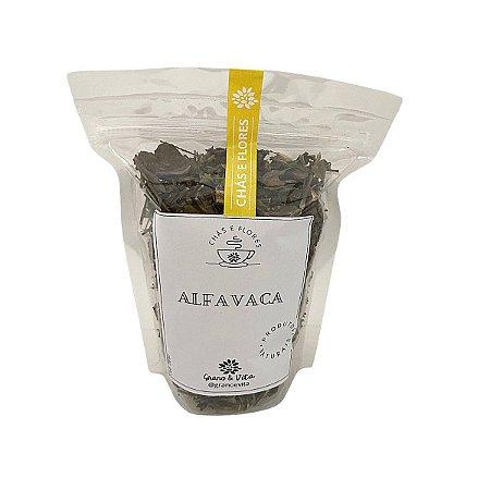 Alfavaca - Chás e flores Grano & Vita (ziplock) 45g