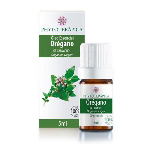 Óleo essencial Orégano Phytoterapica 5ml
