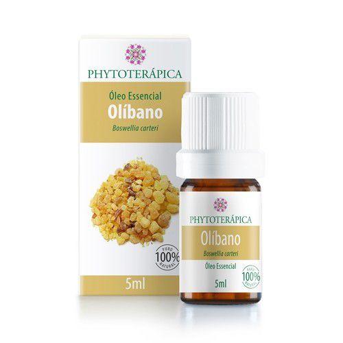 Óleo essencial Olíbano Phytoterapica 5ml