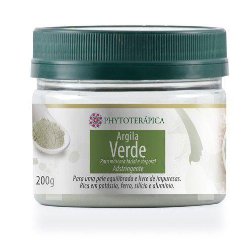 Argila Verde Phytoterapica 200g