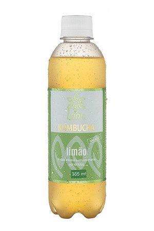Kombucha Limão Laau 355ml